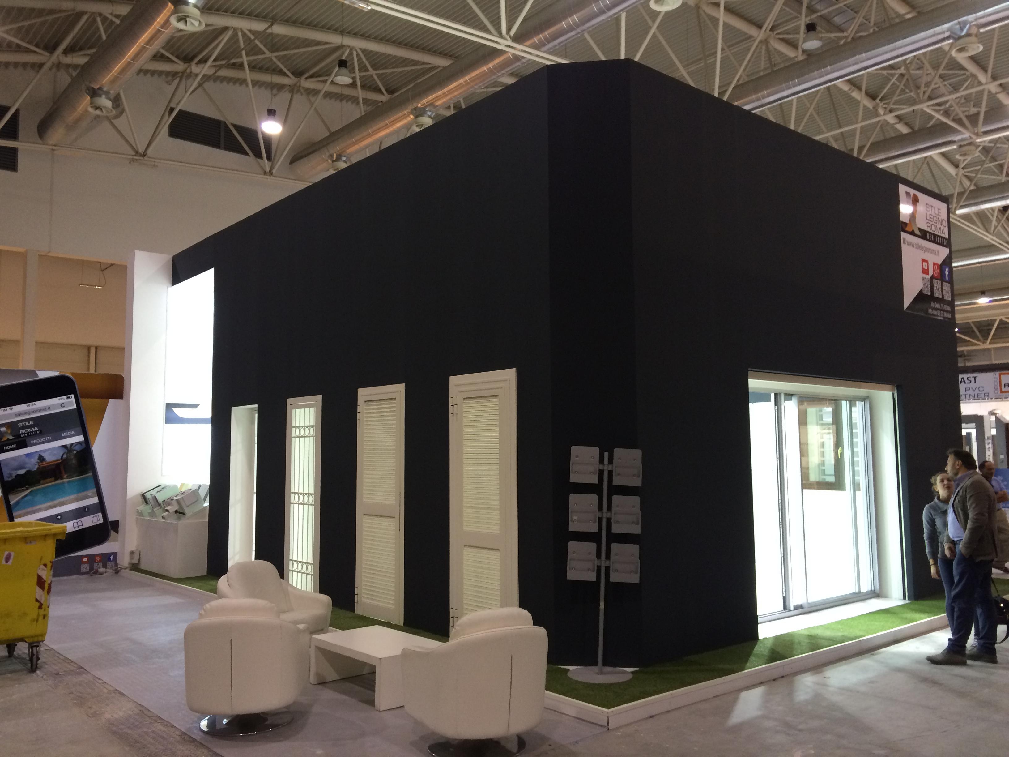 Stand stile legno roma evento moa casa 2015 roma - Moa casa roma 2017 ...