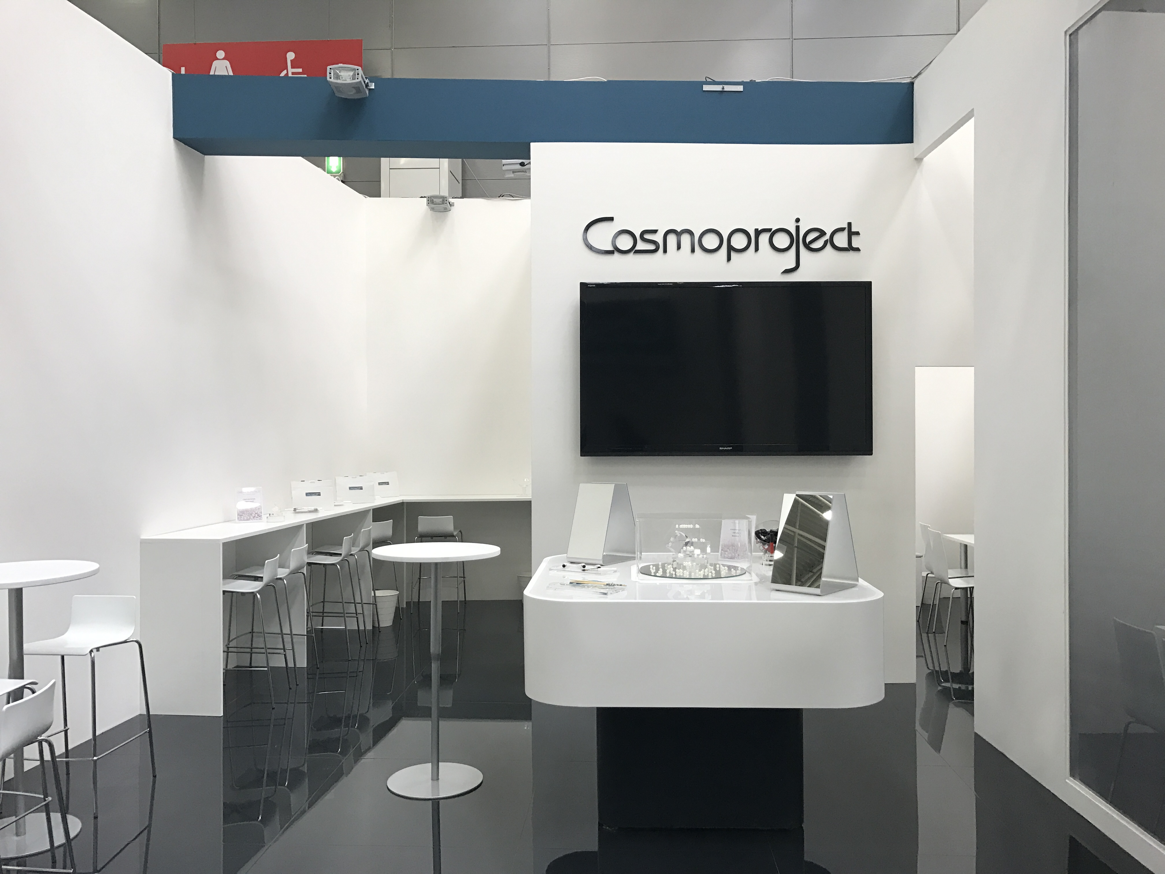 STAND COSMOPROJECT
